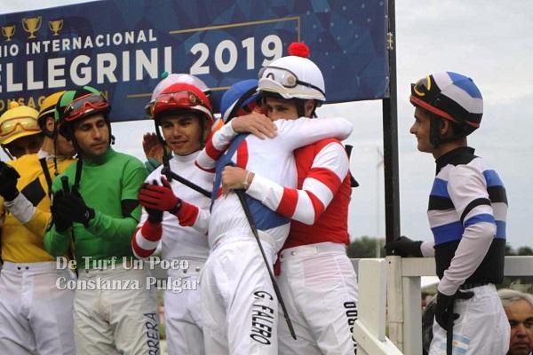 Nao da Mais se queda con el Gran Premio Carlos Pellegrini 2019