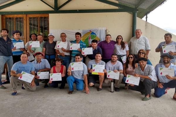 El curso de Herrado que generó una mística en Gualeguay