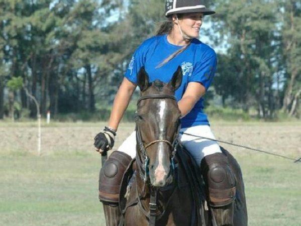 Julieta Murgio, a caballo de una pasión