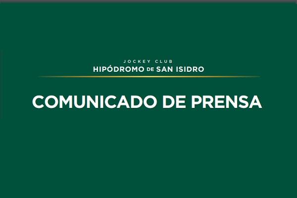 Comunicado sobre reunión de autoridades del HSI y el titular del IPLyC de la Provincia de Buenos Aires