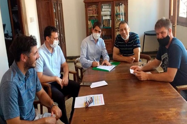 Acuerdo entre la UTTA y el Jockey Club Rafaela