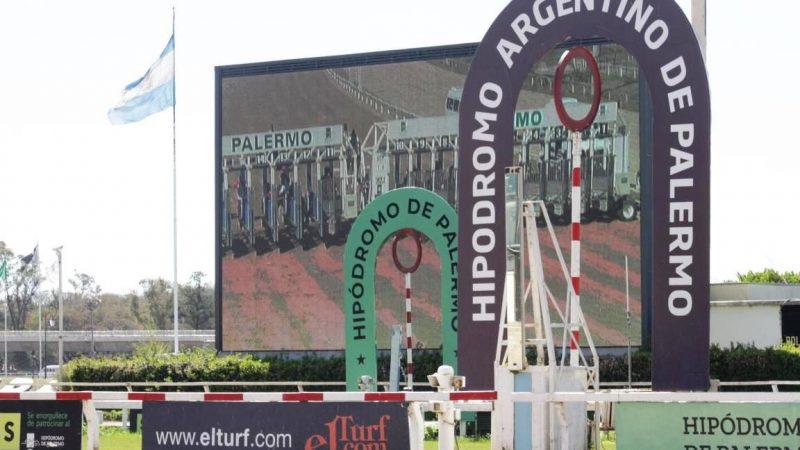 Jornada de Grandes Fustas en el Hipódromo de Palermo